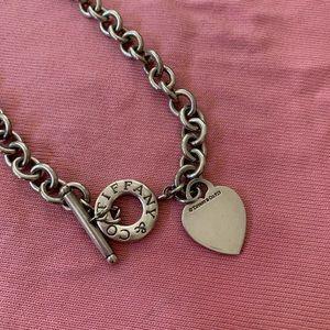 Tiffany and company necklace